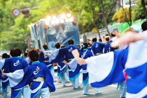 高知よさこい祭り2009