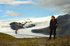 Sjnarnpa (arnitr) Tags: snow ice iceland nikon hiking glacier hiker d3 rni skaftafell skaftafellsjkull southiceland arnitr rfi nikond3 vatnajkulsjgarur
