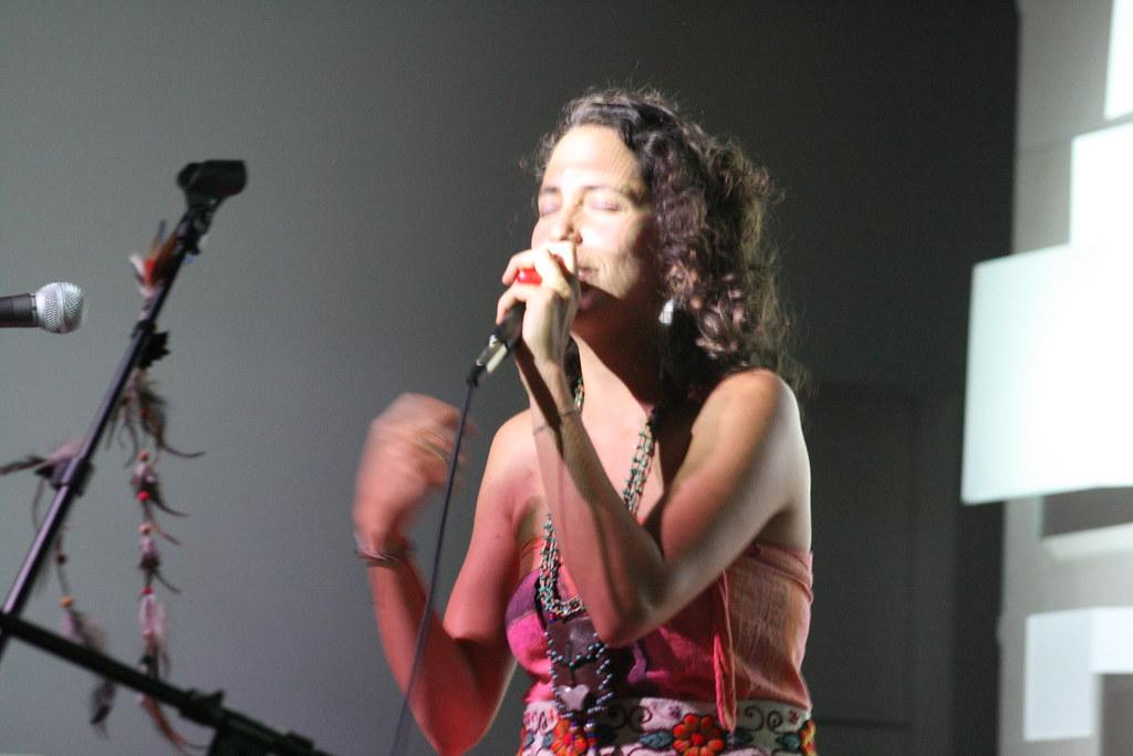 Juana Molina ::: Lulacruza ::: Biennial of the Americas ::: 2010