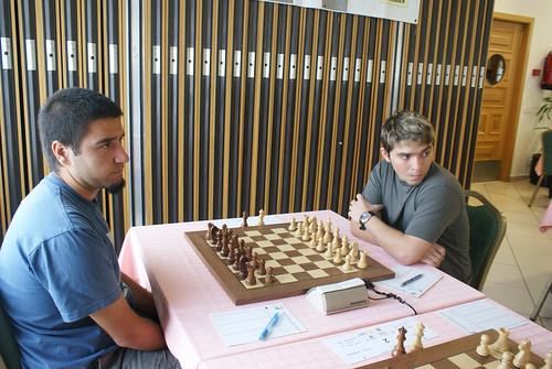 Lazaro Bruzón (CUB) vs Pablo Almagro (ESP)