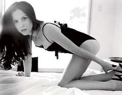 Mary Louise Parker (craazy_diamondxx) Tags: bed weeds marylouiseparker