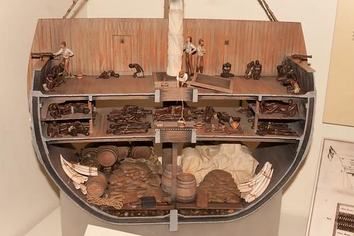 Slave ship model :(