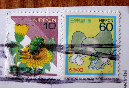 Excellent Japanese stamps!