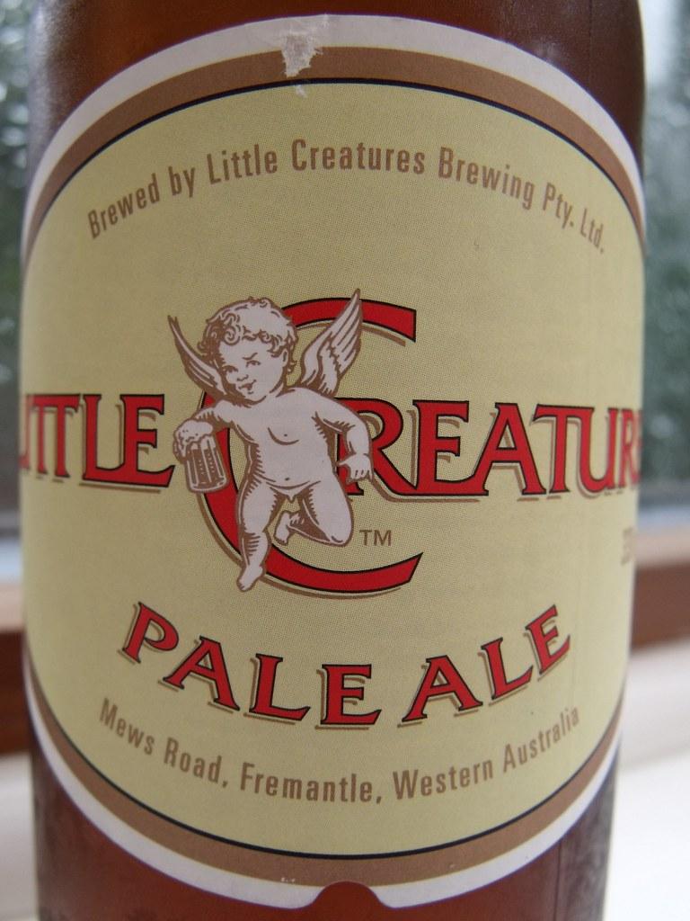 Little Creatures, Pale Ale, Australia