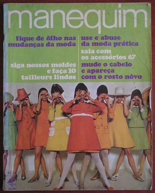 Manequim-June 1967