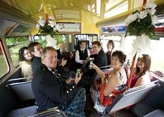 The G&T Gang (GHogarth) Tags: family wedding house bus nikon hatfield routemaster gin tonic hertfordshire 2010 d80 tomyaz