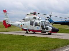 Belgian Helidays 2005 (Neuwieser) Tags: 2005 belgian liege heli eurocopter hubschrauber helikopter helidays ec155 bierset ltich