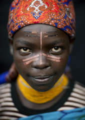 Fresh scars for this Menit tribe girl - Tum Ethiopia (Eric Lafforgue) Tags: girl eyes artistic culture bodylanguage tribal ornament tribes teenager bodypainting tradition tribe ethnic rite scar cicatrice tum fille scarification tribo regard adornment pigments ethnology tribu omo eastafrica thiopien etiopia ethiopie etiopa toum  etiopija ethnie ethiopi 0753  etiopien etipia menit  etiyopya  menite nomadicpeople         southernnationsnationalitiesandpeoplesregion peoplesoftheomovalley