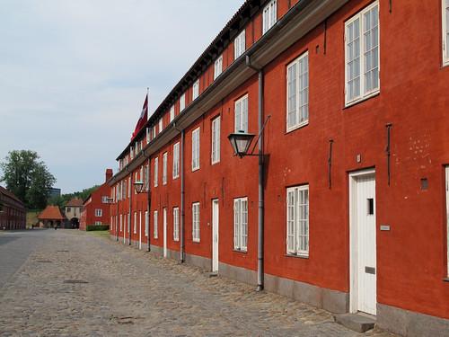 Old Fortress - Copenhagen, Denmark
