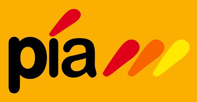 logotipo Restaurante Pía