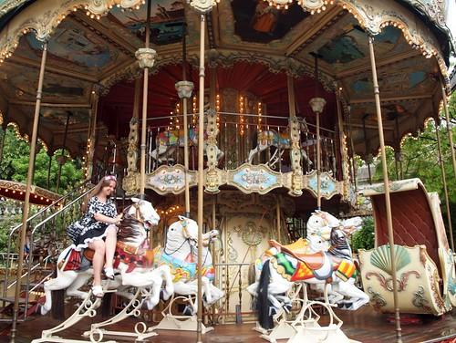 Le carrousel d'Amélie