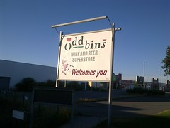 Oddbins, in France?