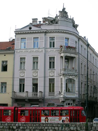 Sarajevo buildings