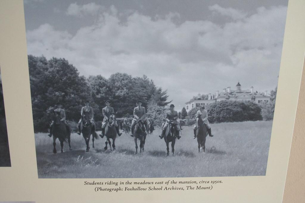The Mount, girls school photo