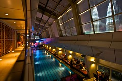 Sky Bar Traders Hotel (dazstudios) Tags: city bar swimmingpool malaysia kualalumpur kl klcc stout chillout skybar tradershotel loungebar 5photosaday