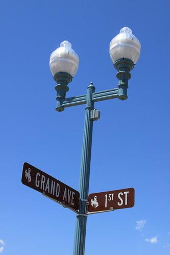 First and Grand, Laramie