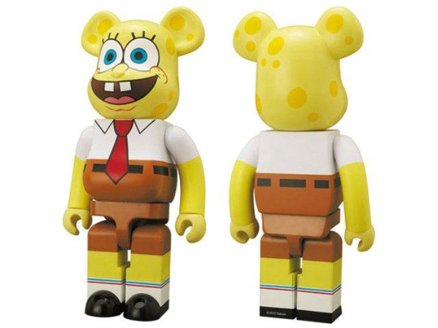 SpongeBob-SquarePants-1000-Bearbrick