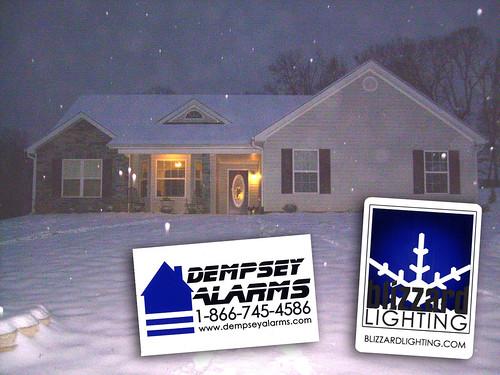 Blizzard Lighting / Dempsey Alarms