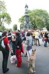 photoset: Eröffnungen Schillerplatz. Akademie