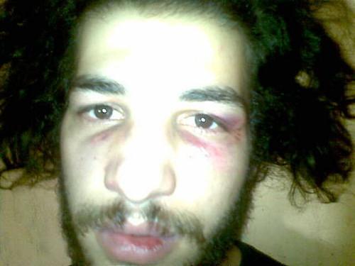 عبد الرحمن اشرف طالب بمعهد السينما ..ضحية جديدة للشرطة