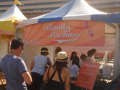 LA Street Food Tasting Event