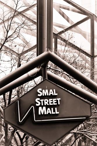 Jozi walkabout - Smal Street Mall