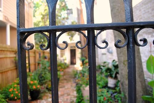 charleston's secret gardens