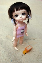 Meet Miss Molly (petiteamie) Tags: sand molly swimsuit sandbox lami latiyellow premiummakeupservice petiteamieonetsybathingsuit