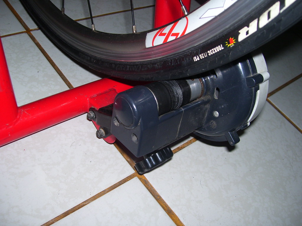 Static Bike Trainer