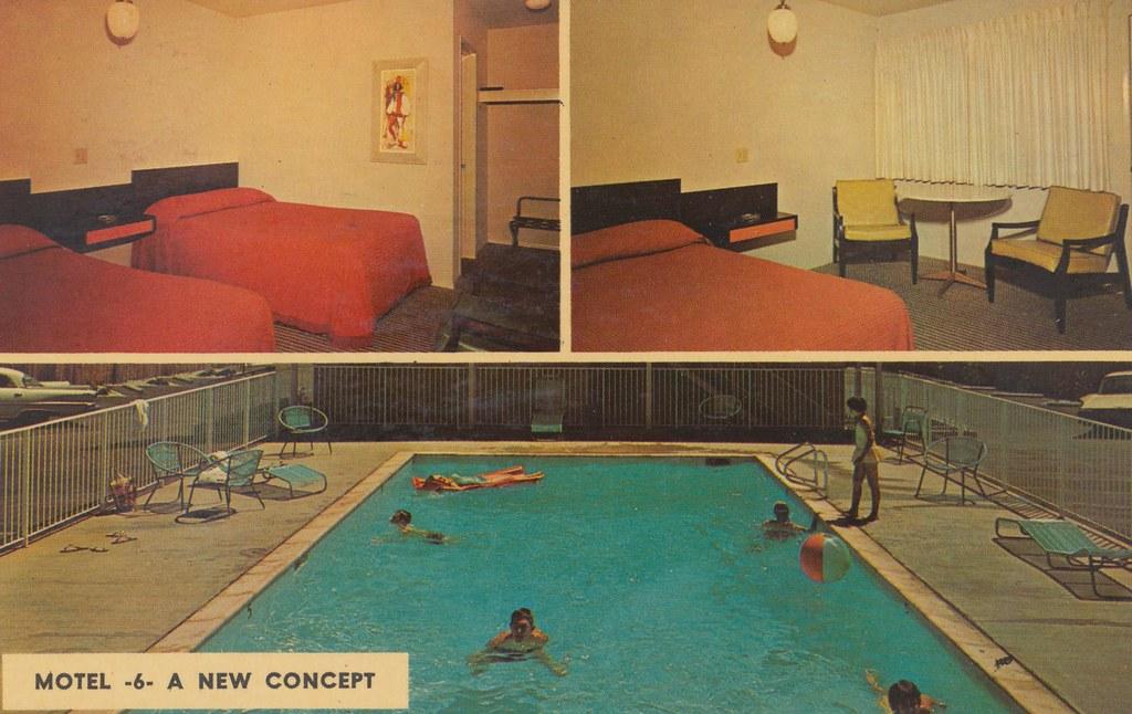 Motel 6 - Palm Springs, California