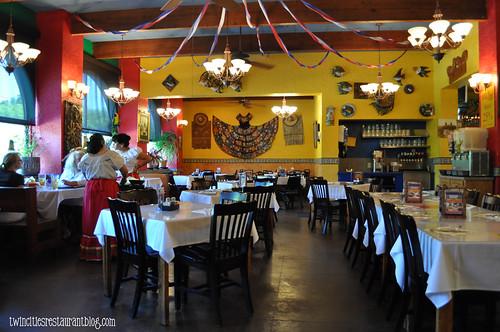 Inside Casa Chapala ~ Austin, TX