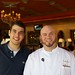 Chef Timothy Henderson of Tableau Restaurant (and me)