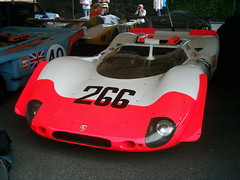 Porsche 908 (1969 works colours) (74Mex) Tags: 1969 festival speed colours porsche works goodwood 2010 908