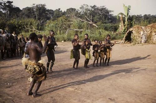 Pygmées Cameroun