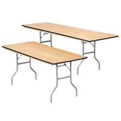 6u0027x 30u0026quot; And 8u0027x 30u0026quot; Tables