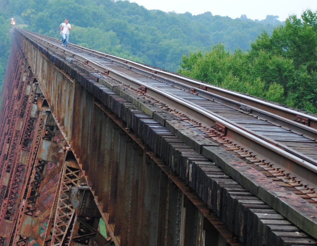 Tulip Trestle - Molly Howe | Indiana Outdoors Post of the Week ...