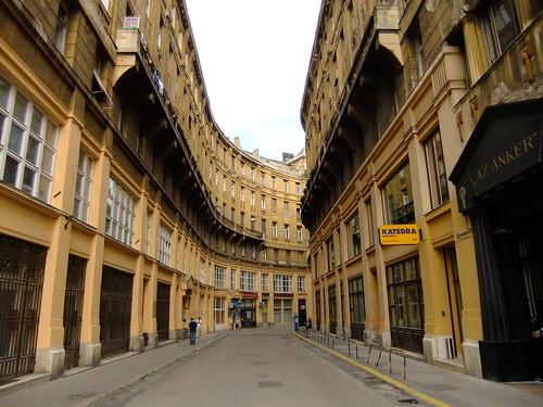 Budapest in Jugendstil