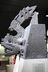 Xiuhcoatl, the Fire Serpent
