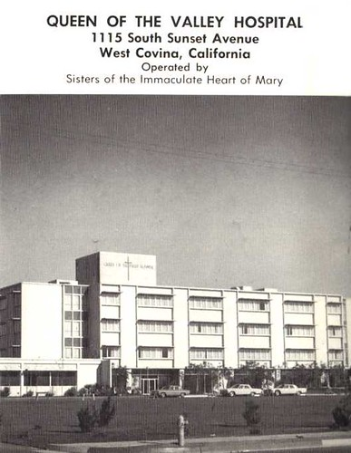 Queen of the Valley Hospital - West Covina CA