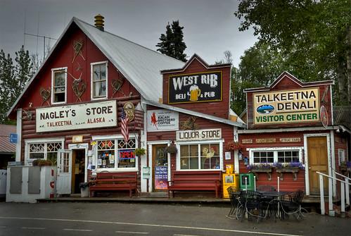 Nagley's General Store, Talkeetna, Alaska