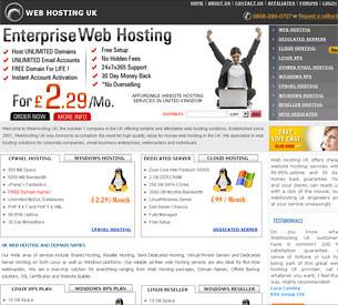 WebHosting UK Review