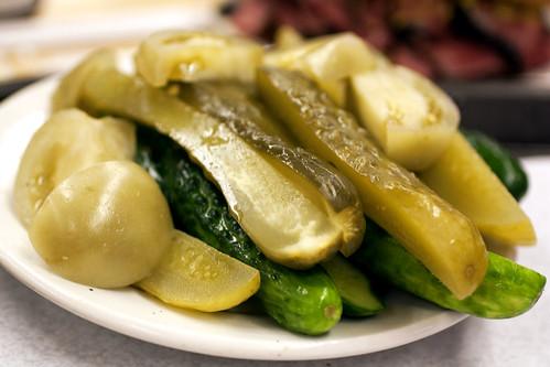 pickles @ katz's