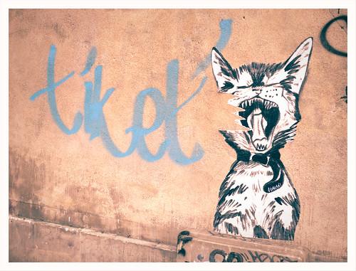 Marais - Street art