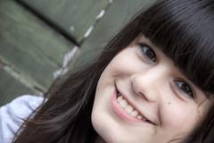 Daniela (Lt. Sweeney) Tags: portrait cute girl face look nose chica retrato cara elle ella teen linda sonrisa boca mirada rostro nariz dientes