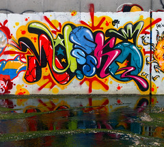 Maska (funkandjazz) Tags: california graffiti eastbay maska