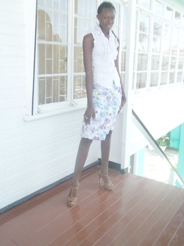 Delisa and Guyana Fashion