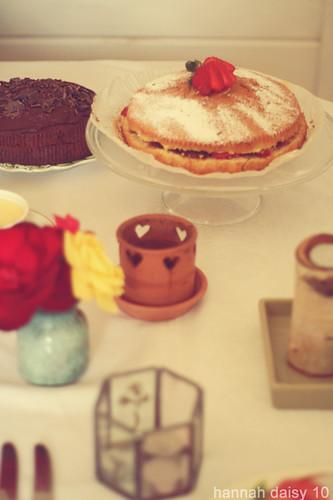 Afternoon Tea - Cake