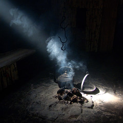 can't you just smell the peat smoke? (Brian Negus) Tags: fire scotland kettle peat hook 1001nights westernisles sunbeam isleoflewis outerhebrides fiatlux shaftofsunlight blindphotographers superaplus aplusphoto 1001nightsmagiccity arnolblackhouses