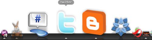 twitter Dock