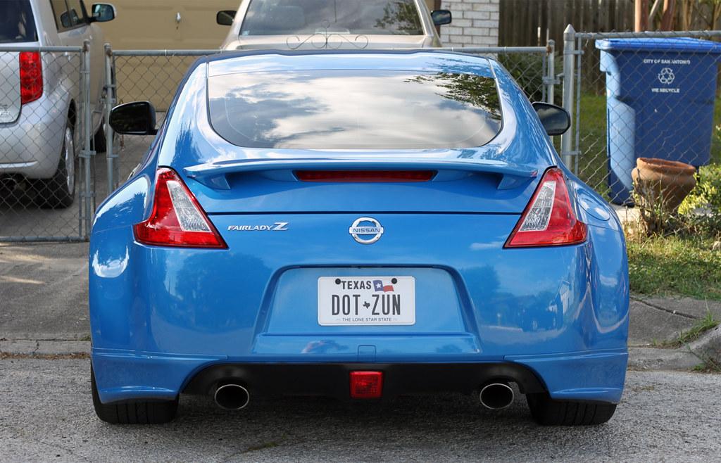 Arizona Personalized Plates >> Z vanity plate - Nissan Forum | Nissan Forums